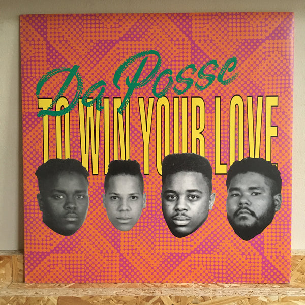 Da Posse ‎– To Win Your Love