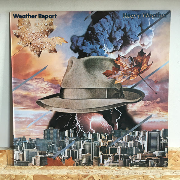 Weather Report ‎– Heavy Weather