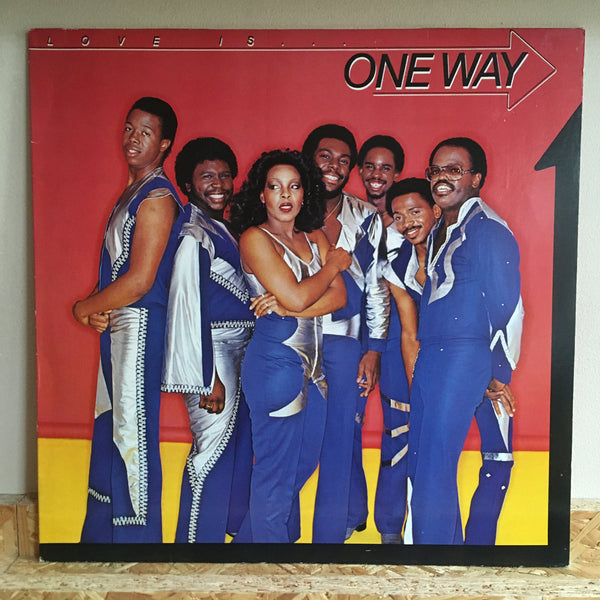 One Way ‎– Love Is...One Way