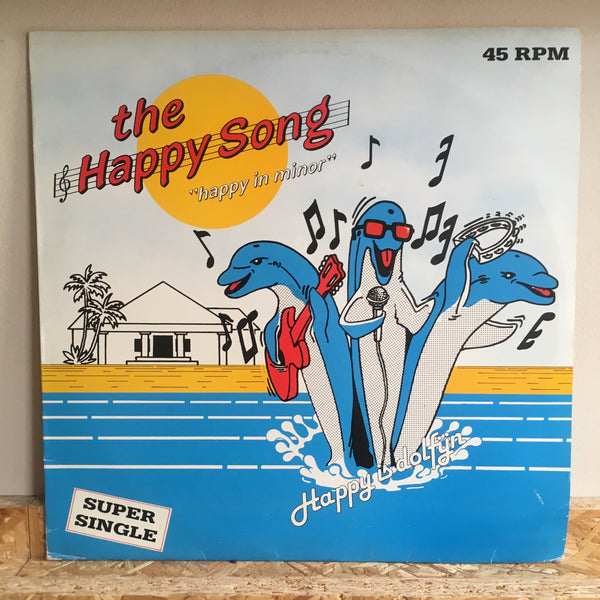 The Happy Singers ‎– The Happy Song ( Happy In Minor )
