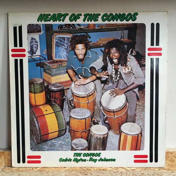 The Congos ‎– Heart Of The Congos