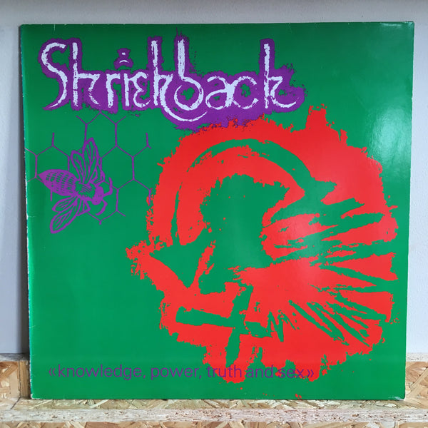 Shriekback ‎– Knowledge, Power, Truth And Sex
