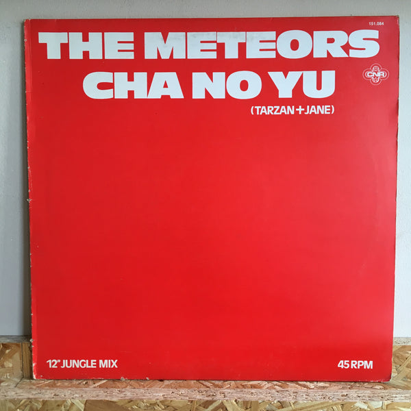 The Meteors ‎– Cha No Yu ( Tarzan & Jane )