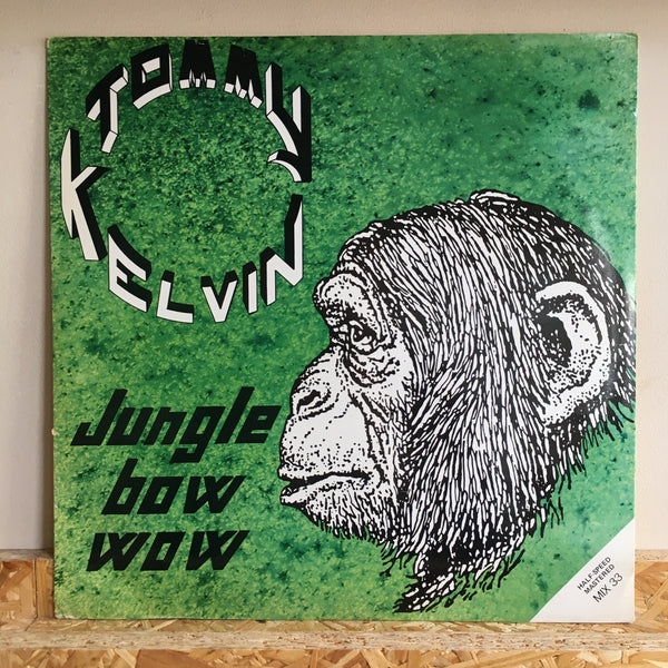Tommy Kelvin ‎– Jungle Bow Wow