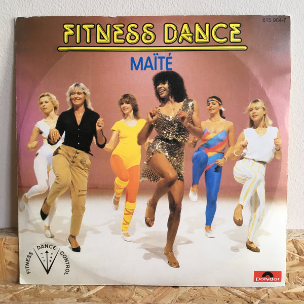 Maïté ‎– Fitness Dance