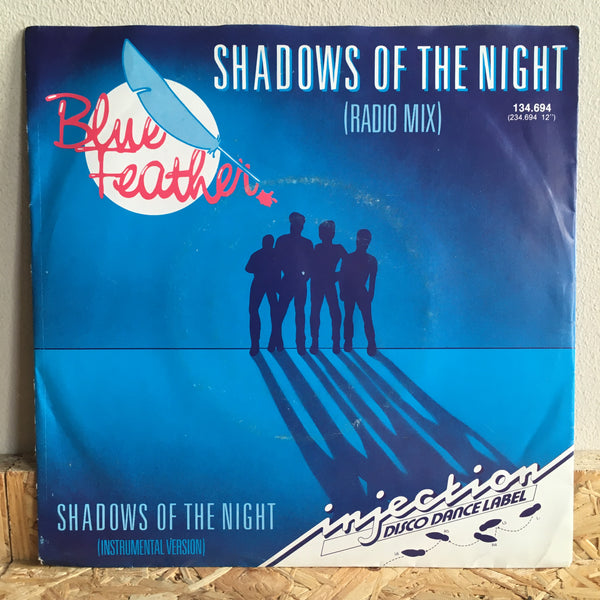 Blue Feather ‎– Shadows Of The Night