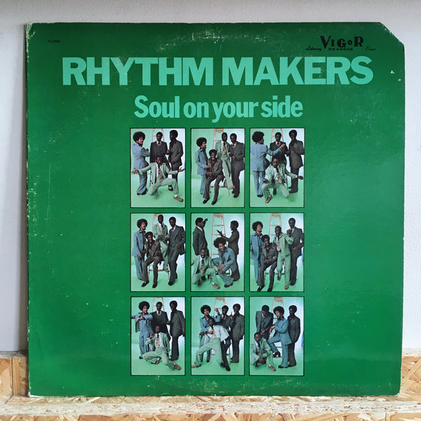 The Rhythm Makers ‎– Soul On Your Side