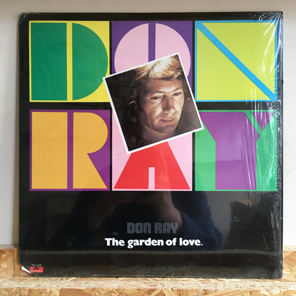 Don Ray ‎– The Garden Of Love