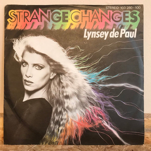 Lynsey De Paul ‎– Strange Changes