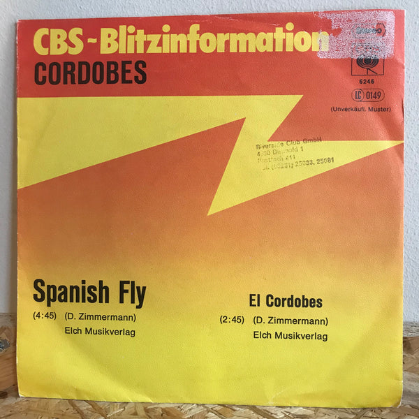 Cordobes ‎– Spanish Fly