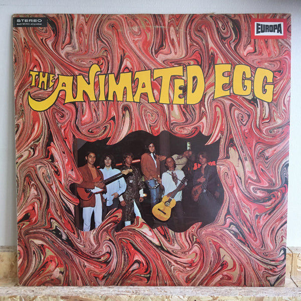 The Animated Egg - S/T