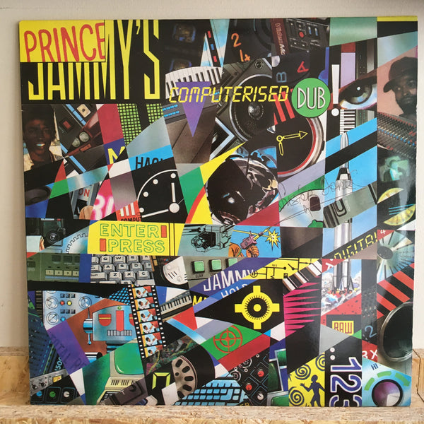Prince Jammy ‎– Computerised Dub