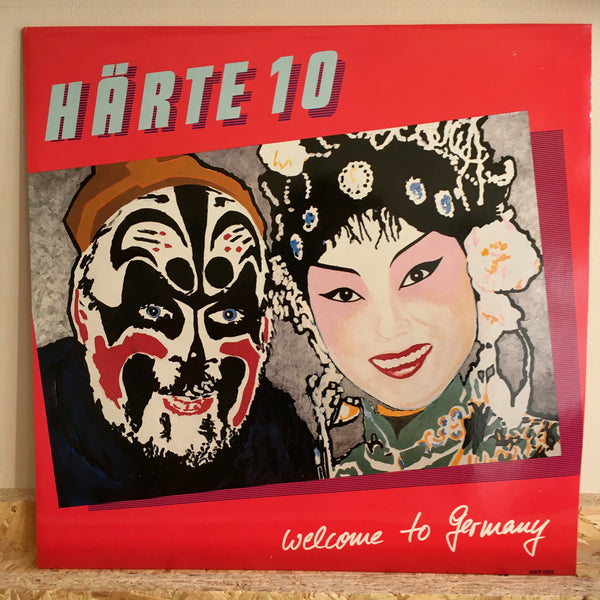 Härte 10 ‎– Welcome To Germany