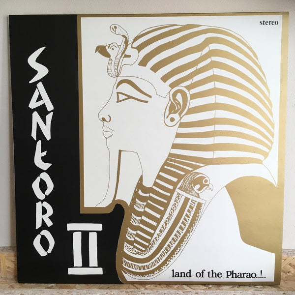 Santoro ‎– II : Land Of The Pharoa ..!..