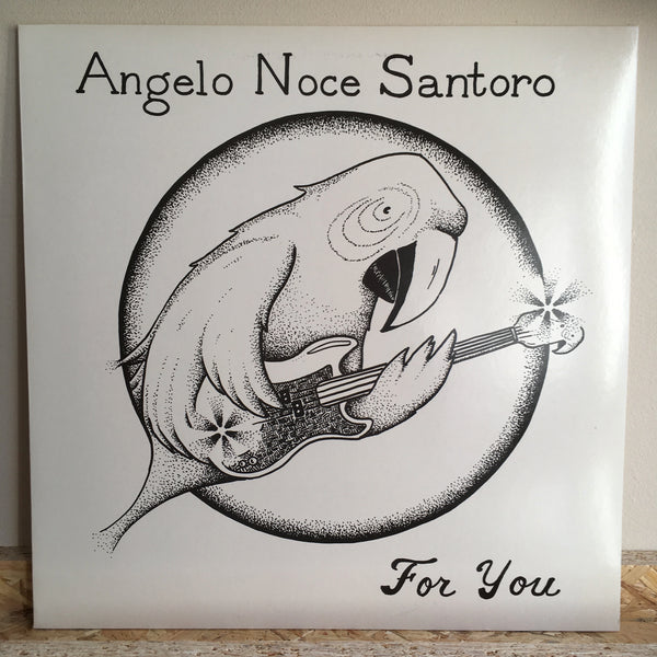 Angelo Noce Santoro ‎– For You