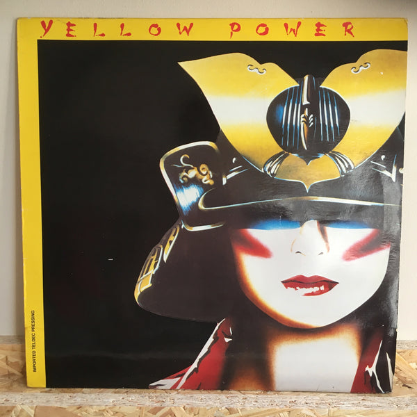Yellow Power - S/T