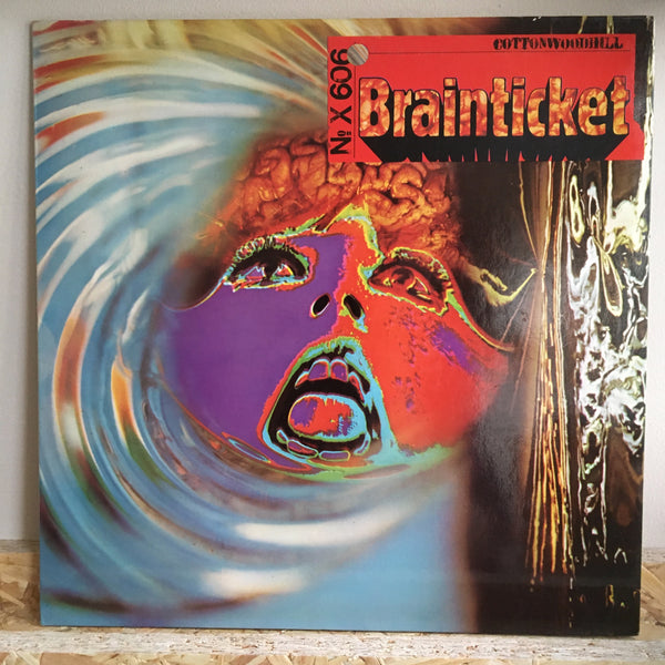 Brainticket ‎– Cottonwoodhill