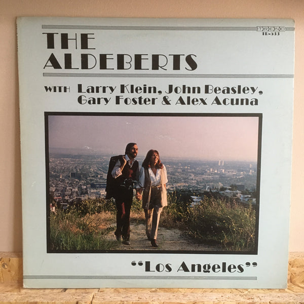 The Aldeberts ‎– Los Angeles