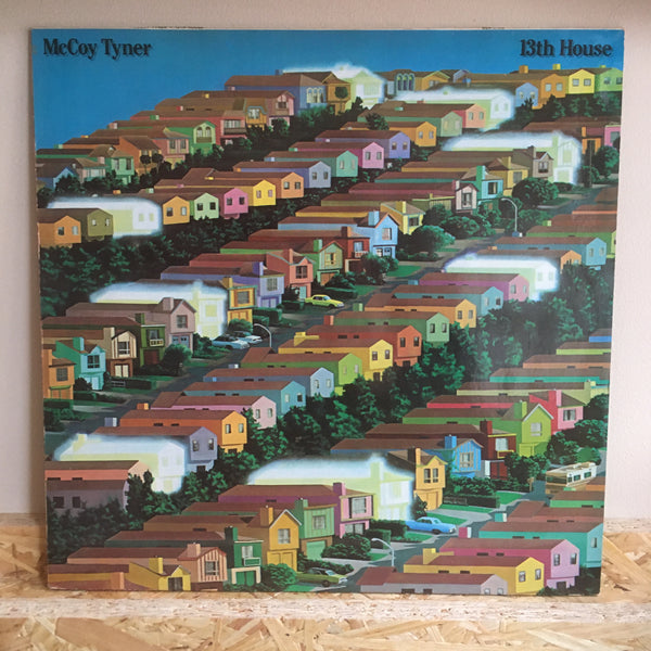 McCoy Tyner ‎– 13th House