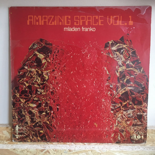 Mladen Franko ‎– Amazing Space Vol. 1