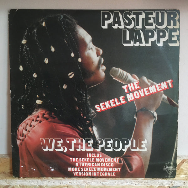 Pasteur Lappé ‎– We, The People