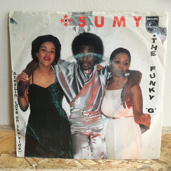 "Sumy ‎– The Funky ""G"" ( Only Comes At Night )"