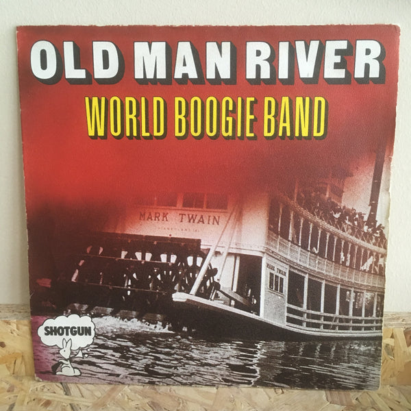 World Boogie Band ‎– Old Man River/Love Love