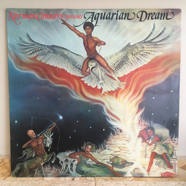 Norman Connors Presents Aquarian Dream – Aquarian Dream