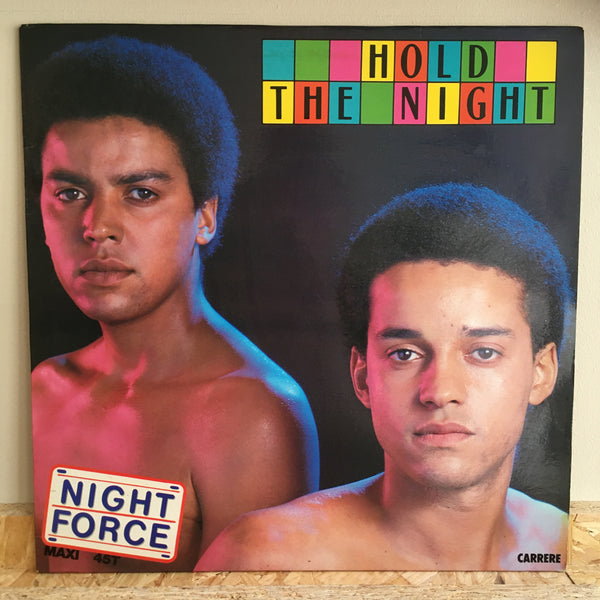 Night Force ‎– Hold The Night