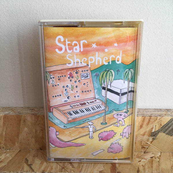Star Shepherd ‎– Current Explorations In Star Synthesis