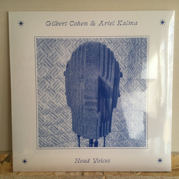 Gilbert Cohen & Ariel Kalma ‎– Head Voices
