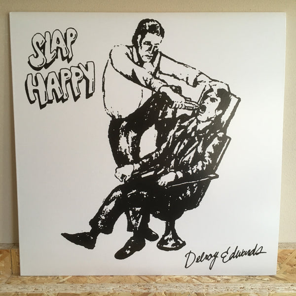 Delroy Edwards ‎– Slap Happy