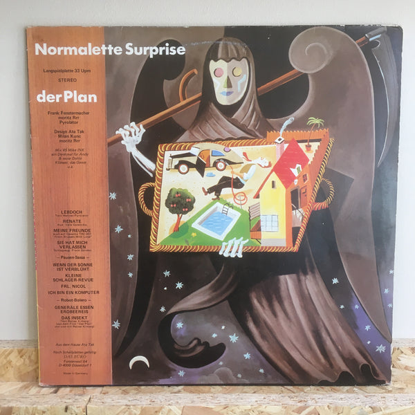 Der Plan ‎– Normalette Surprise