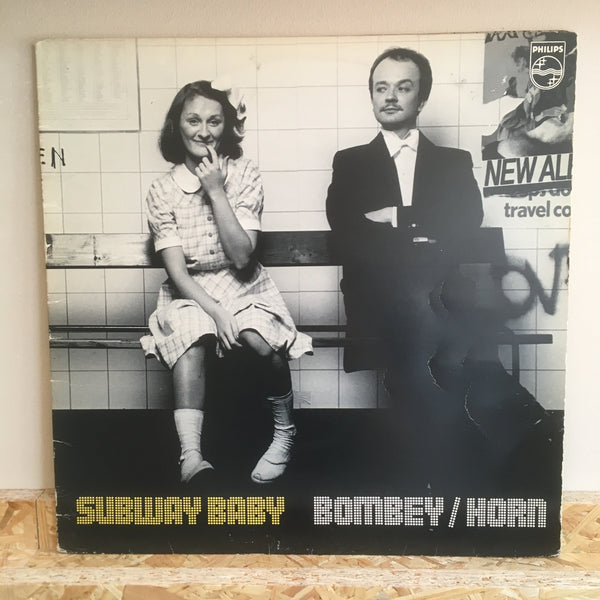 Bombey / Horn ‎– Subway Baby