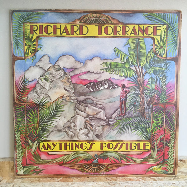 Richard Torrance ‎– Anything's Possible