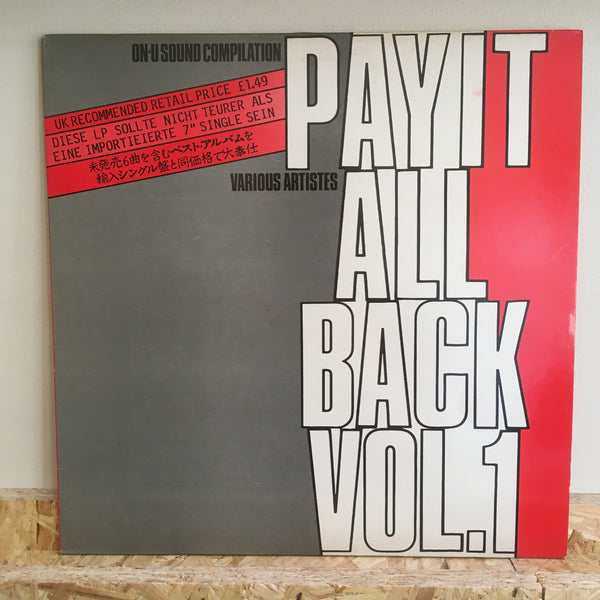 V/A - Pay It All Back Vol.1