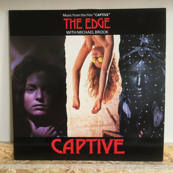The Edge With Michael Brook ‎– Captive OST