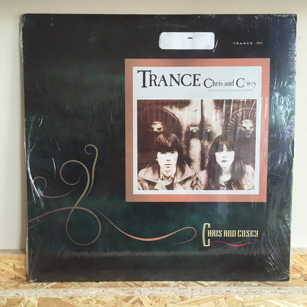 Chris And Cosey ‎– Trance *US Press