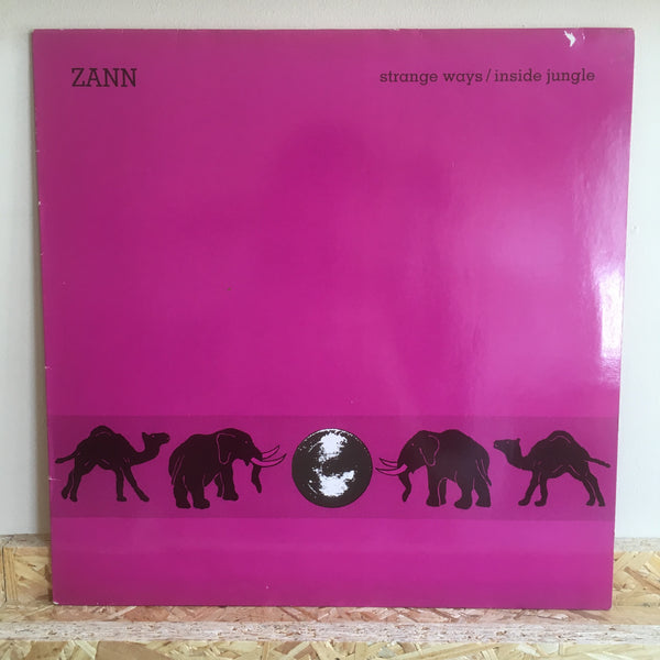 Zann ‎– Strange Ways / Inside Jungle