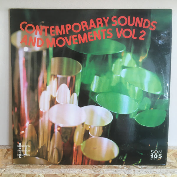 Mladen Franko ‎– Contemporary Sounds And Movements Vol 2