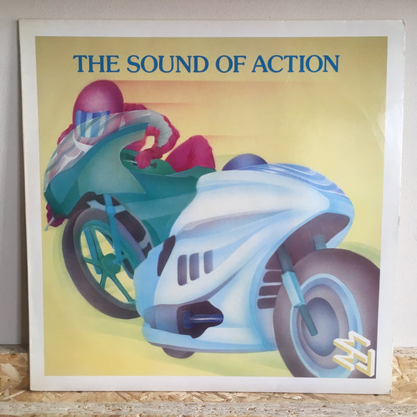 Various ‎– The Sound Of Action