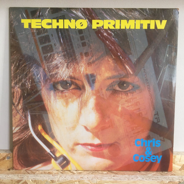Chris & Cosey ‎– Technø Primitiv