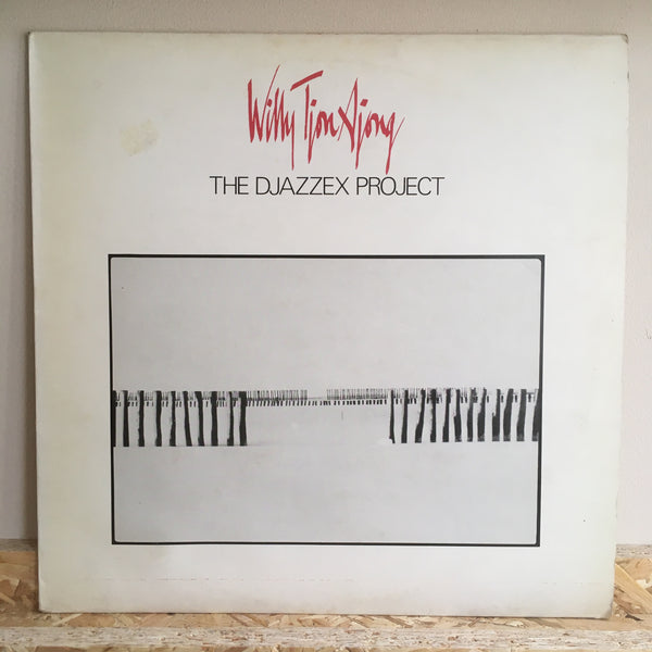 Willy Tjon Ajong ‎– The Djazzex Project