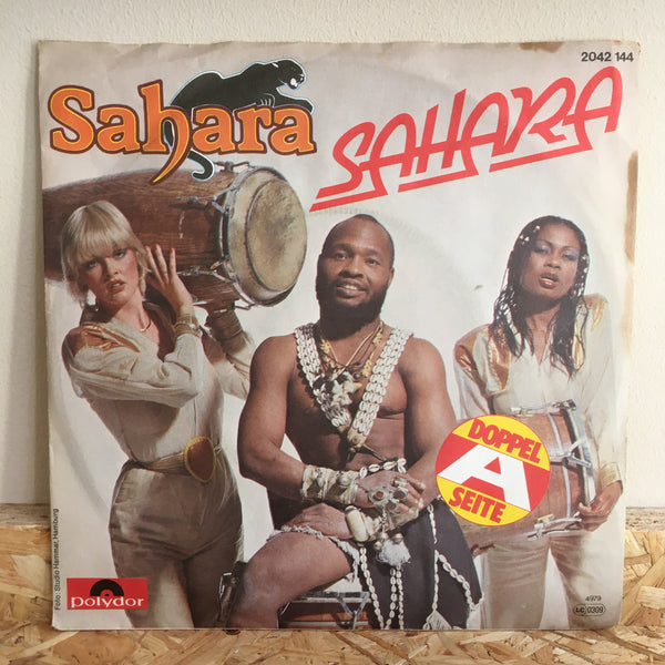 Sahara ‎– Sahara /I Just Wanna Dance