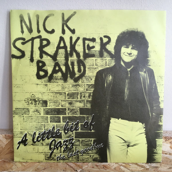 Nick Straker Band ‎– A Little Bit Of Jazz