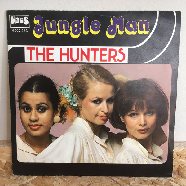 The Hunters ‎– Jungle Man