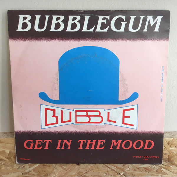 Bubblegum ‎– Bubble