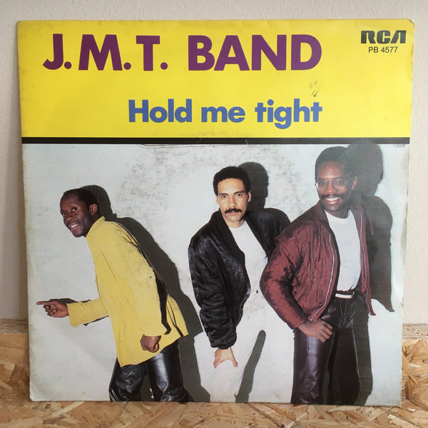 J.M.T. Band ‎– Hold Me Tight