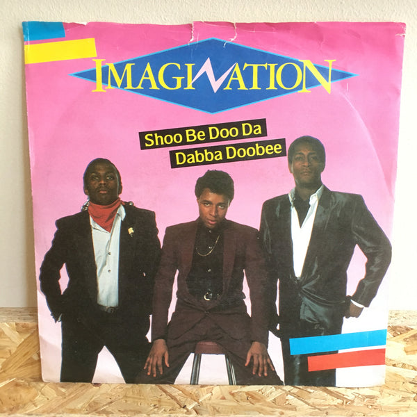 Copy of Imagination ‎– This Means War ( Shoobedoodah Dabba Doobee )