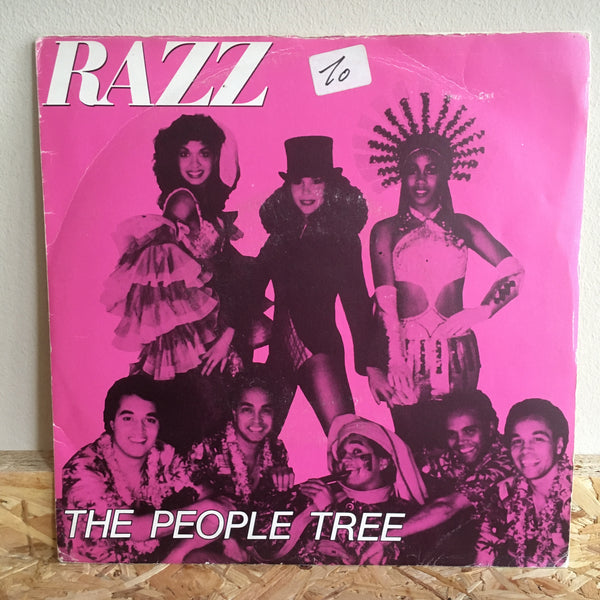 Razz ‎– The People Tree